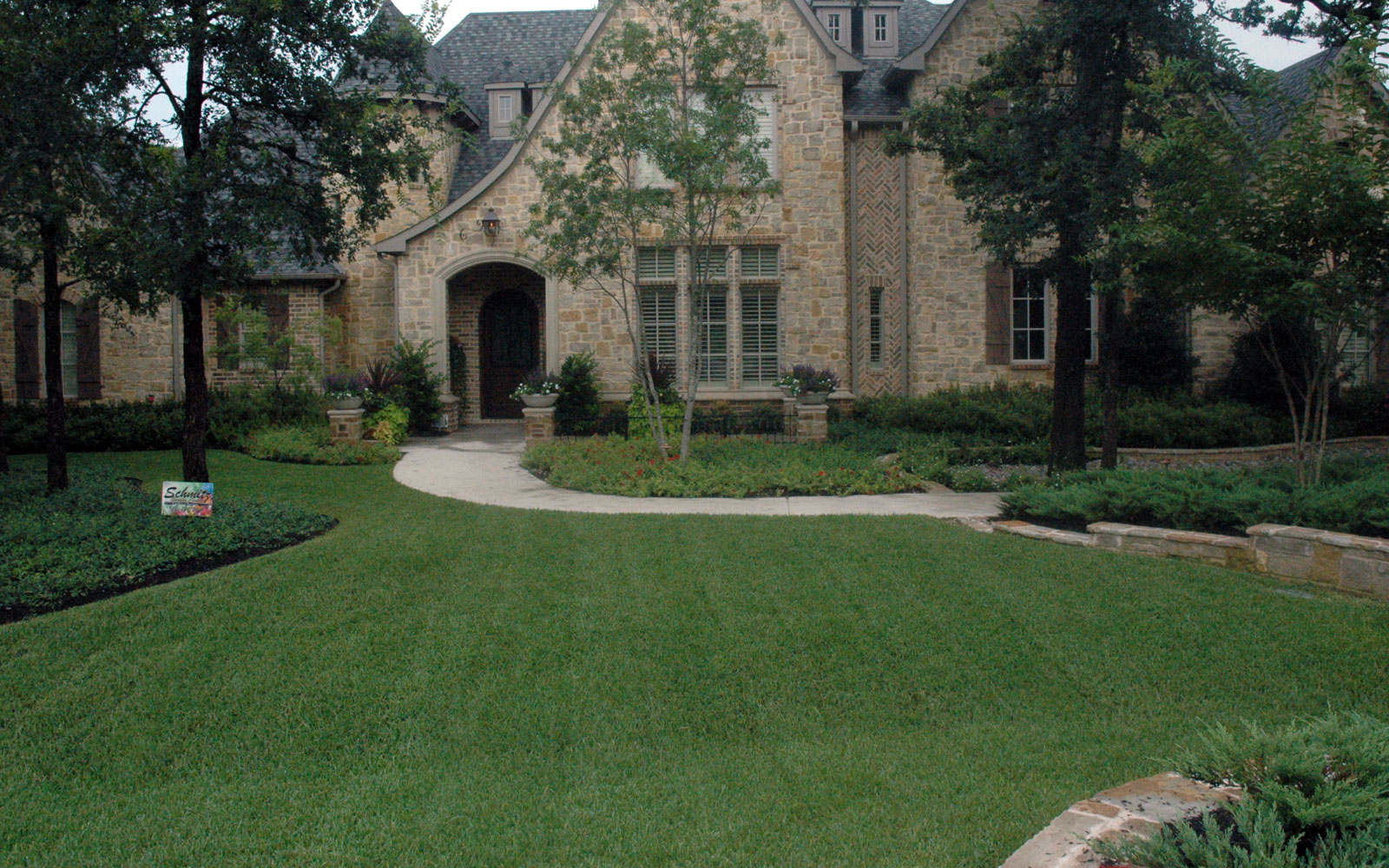 Anic lawn care flower mound tx 4k wallpapers for Lawn and garden care services