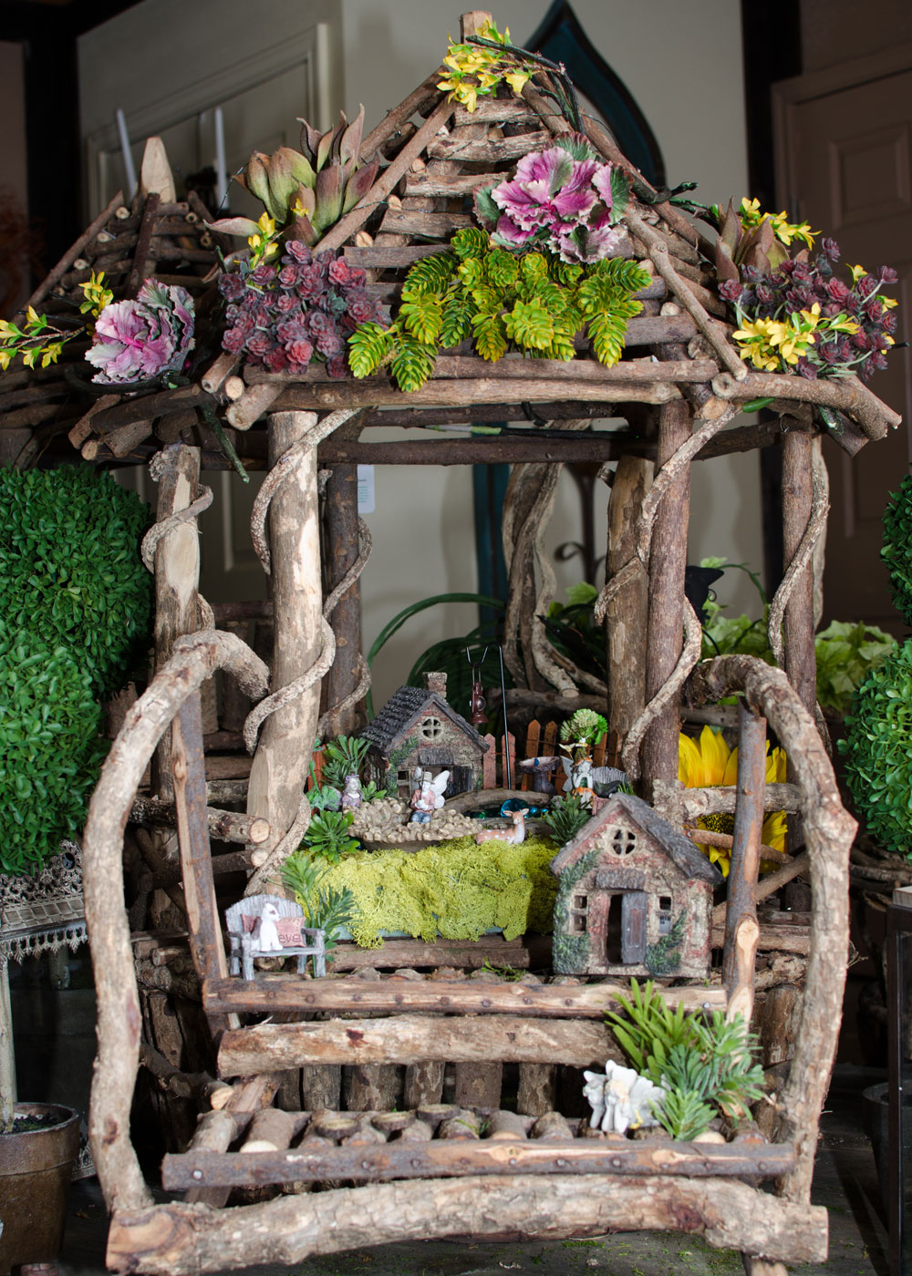 Gift shop home decor schmitz garden center - Garden decor stores ...