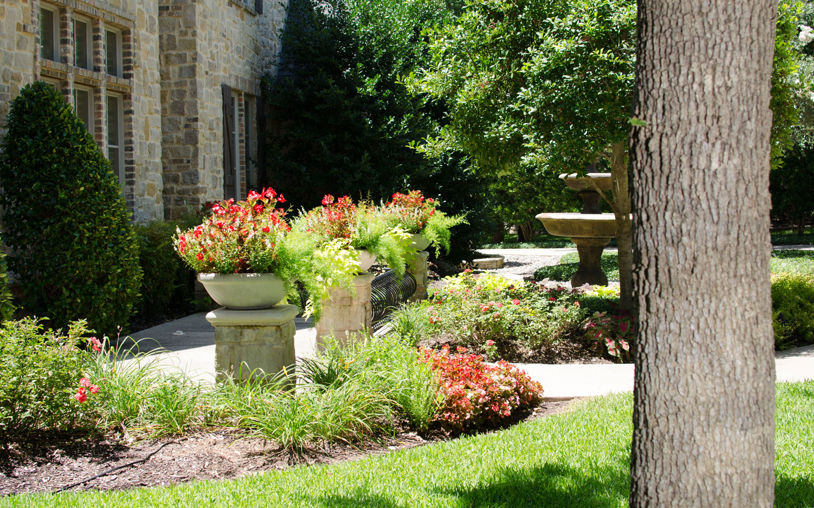 Landscape Design - Schmitz Garden Center