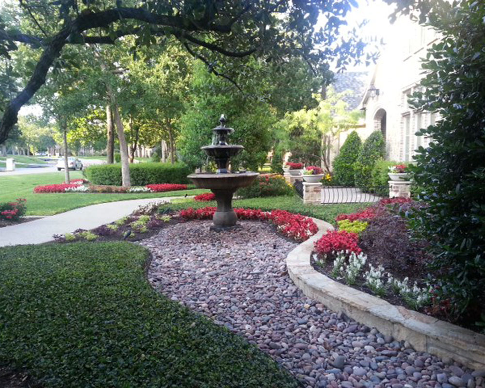 Creechs Garden Center And Landscaping : Landscape design schmitz garden center