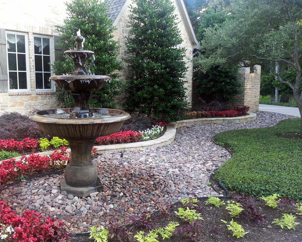 Landscape design schmitz garden center for Garden center designs
